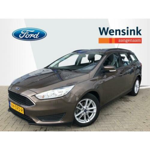 Ford Focus Wagon 1.0 EcoBoost 100PK Trend, Navigatie, Sync3,