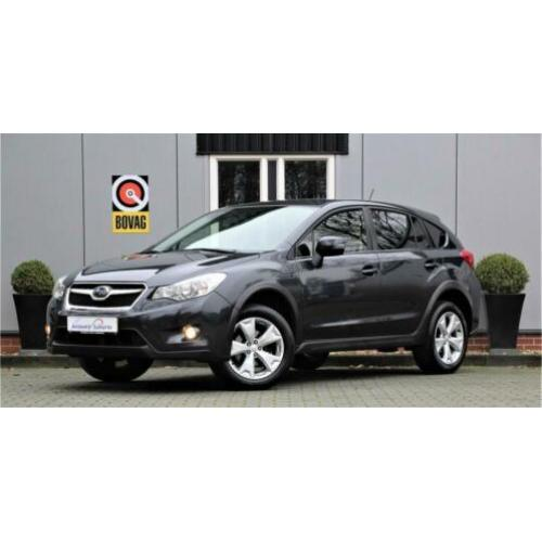 Subaru XV 2.0i Luxury AWD LUXURY CVT AUTOMAAT (bj 2014)