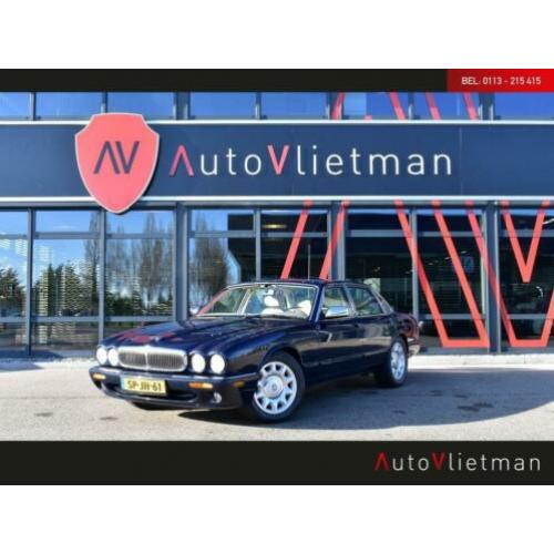 Jaguar Sovereign 4.0 V8 || Cruise control || Harman Kardon |
