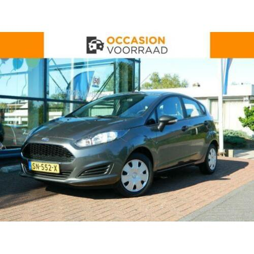 Ford Fiesta 1.25 60pk 5D Champions Edition € 8.450,00
