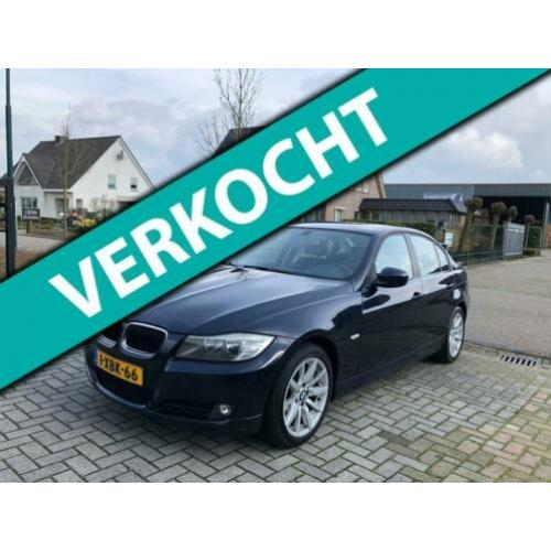 BMW 3-serie 318d Corporate Lease High Executive | Facelift C