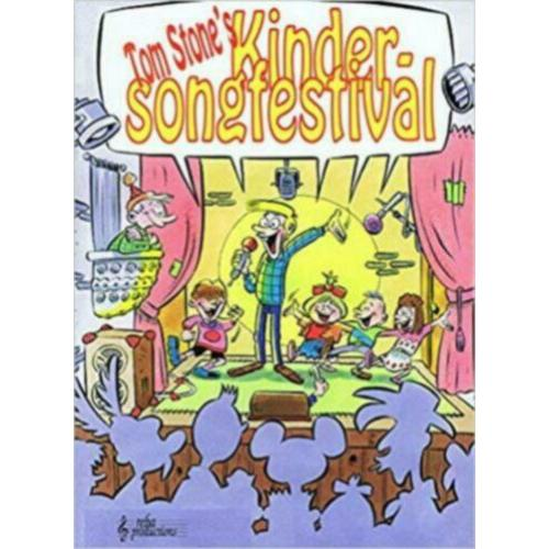 Tom Stonés - Kinder songfestival
