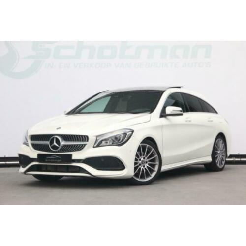 Mercedes-Benz CLA-Klasse Shooting Brake 200 AMG Aut7 Panoram