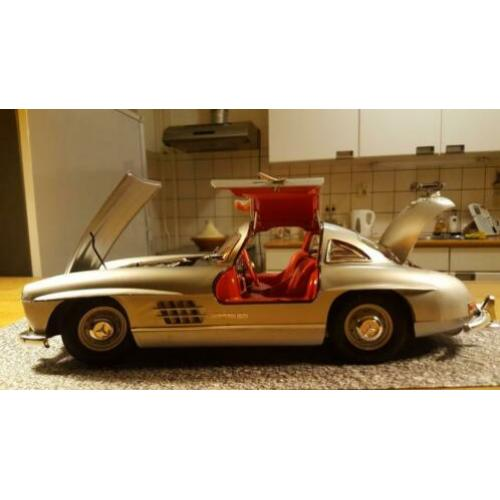 mercedes 300sl gulfwing 1:12