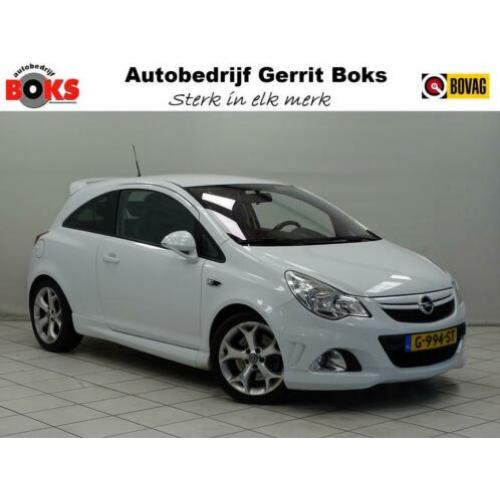 Opel Corsa 1.6-16V Turbo OPC Navigatie Clima Cruise 17LM 19