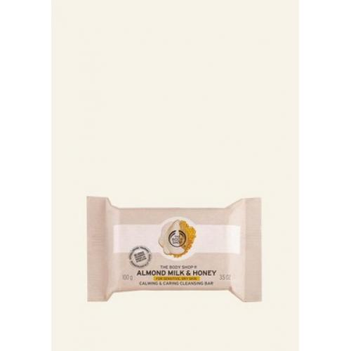 Almond Milk Honey Soothing Caring Cleansing Bar 100 G